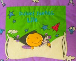 Dulces sueños, Lila